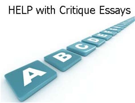 How To Write A Critical Analysis Essay Step By Step - Ca